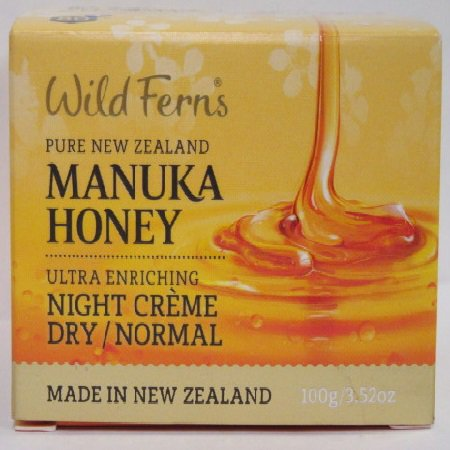 MANUKA HONEY ULTRA ENRICH NIGHT CR 100G