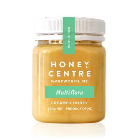 HONEY MULTI FLORA CREAMED