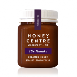 HONEY 10+ MANUKA CREAMED