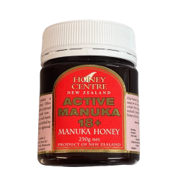 HONEY 18+ ACTIVE MANUKA CREAMED