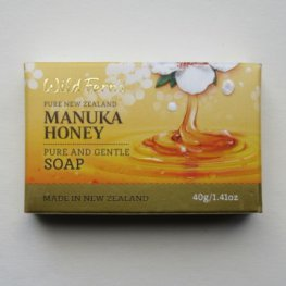 MANUKA HONEY PURE & GENTLE SOAP 40G