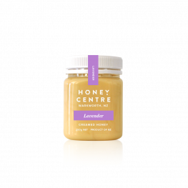 HONEY LAVENDER CREAMED