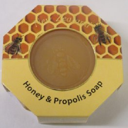 HONEY AND PROPOLIS SOAP 140G