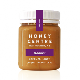 HONEY MANUKA CREAMED