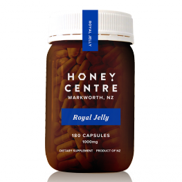ROYAL JELLY CAPSULES X 180
