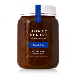 ROYAL JELLY CAPSULES X 365